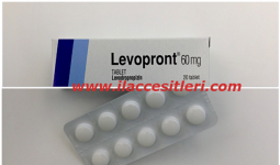 Levopront Tablet Nasıl ve Neden Kullanılır ,Kullananlar