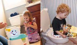 Çocuklarınıza Tuvalet Alışkanlığı Kazandırmak İçin Bu Adımları İzleyin