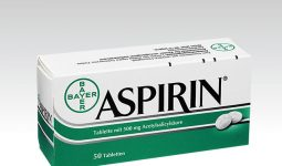Aspirin 500 Mg Tablet