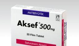 Aksef 500 Mg Nasıl Kullanılır,Kullananlar