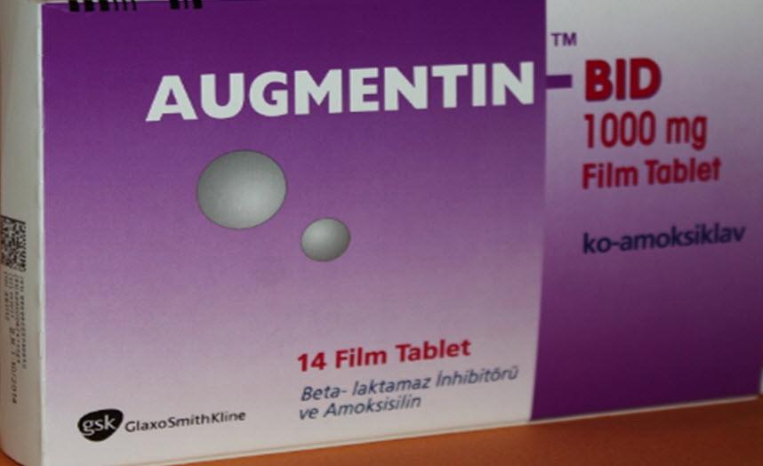 Augmentin Bid 1000 Mg Diş Ağrısı