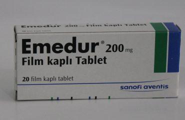 Emedur Tablet Nedir? Ne İçin Kullanılır?