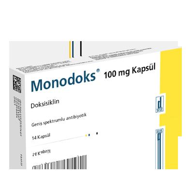 MONODOKS 100 MG KAPSÜL