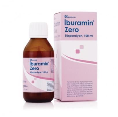 Iburamin Zero 100 ML Nasıl Kullanılır ve Kullananlar