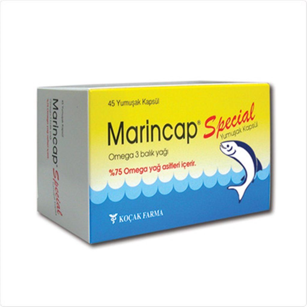 marincap balık yağı