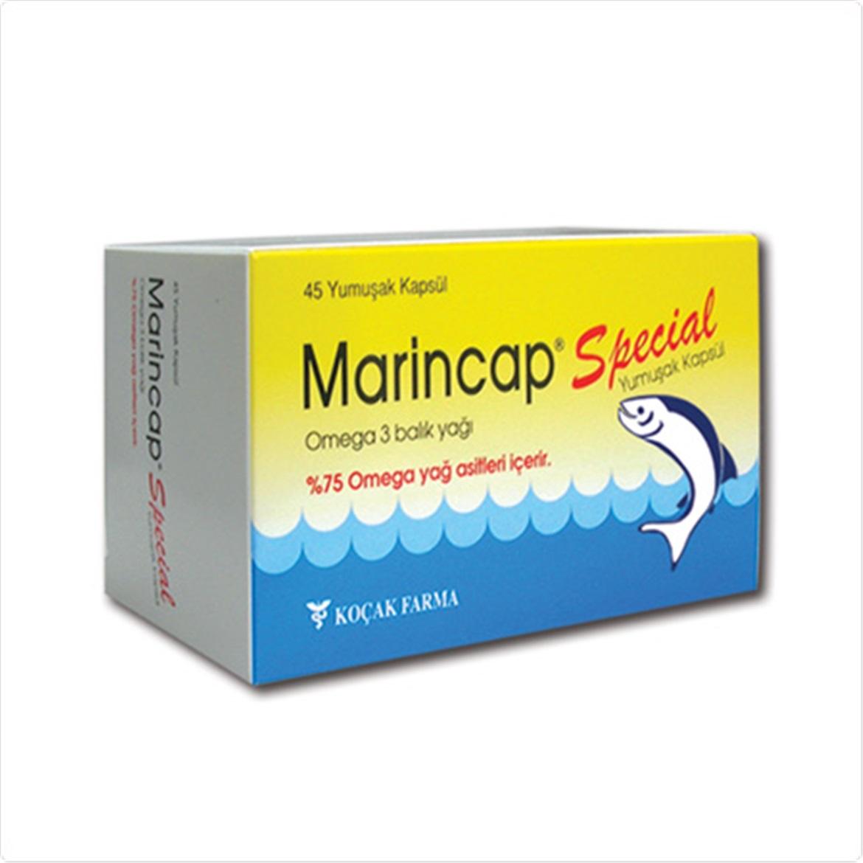 Marincap Balık Yağı Kullananlar
