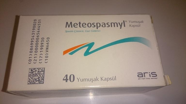 Meteospasmyl 40 Kapsül Ne İçin Kullanılır