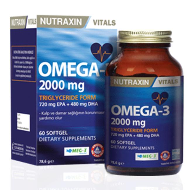 Nutraxin Omega-3  Kullananlar