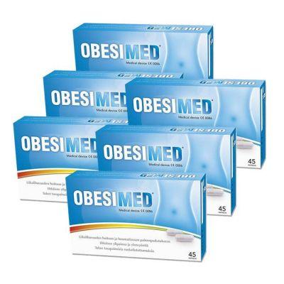 Zayıflamaya Yardımcı Obesimed Kapsül Kullananlar