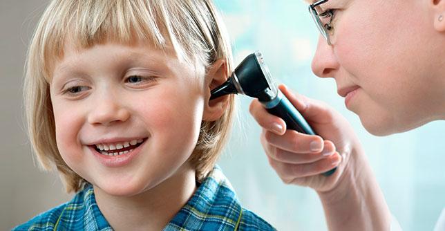 Çocuklarda Orta Kulak İltihabı