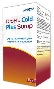 Droflu Cold Plus Şurup Ne için Kullanılır ,Kullananlar