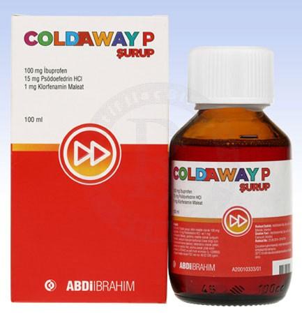 Coldaway Plus Şurup Nasıl Kullanılır