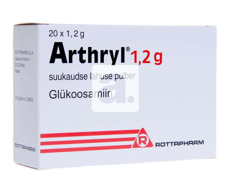 Artrıl 600 Mg Film Tablet Endikasyonları