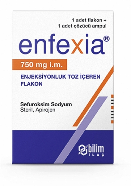 Enfexia 125 Mg Film Tablet