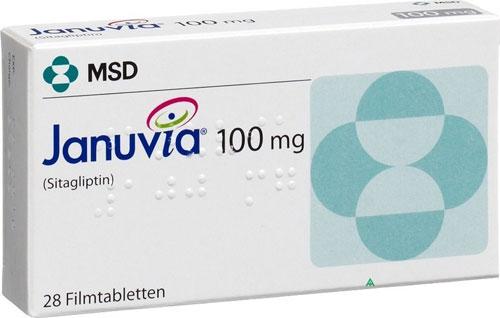 Januvıa 100 Mg Film Tablet Endikasyonları