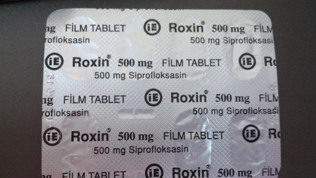 Roxın 750 Mg 750 Mg Film Tablet Yan Etkileri