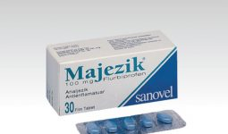 Majezik 100 Mg 15 Film Tablet