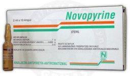 Novopyrıne 500 Mg Tablet Yan Etkileri