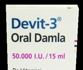 Devit- 3 15 ml Damla Nedir? Ne İçin Kullanılır?