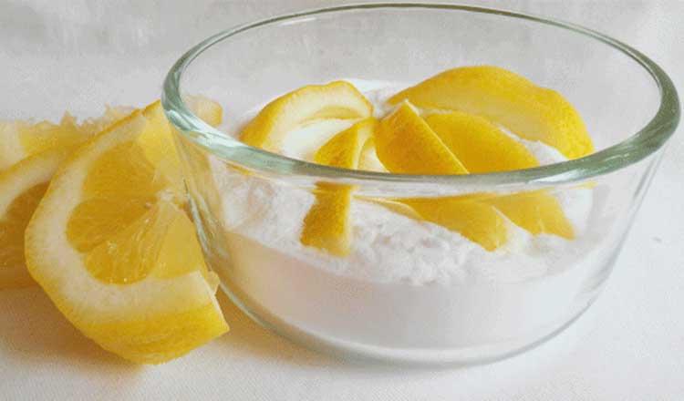 Karbonat Ve Limon İle Mucizeler Yaratın!