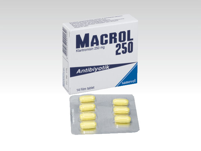 Macrol nedir? Macrol ne için kullanılır?