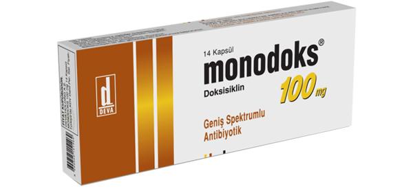 Monodoks  100 mg