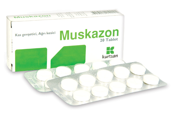 Muskazon 20 tablet