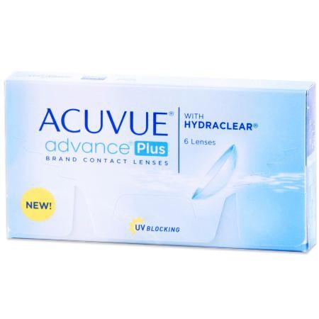 Acuvue Advance Lens Kullananların Yorumları