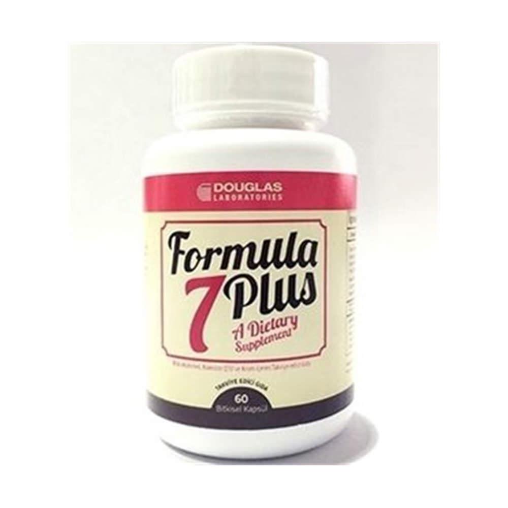 Formula 7 Plus Kapsül Kullanımı, Kullanıcı Yorumları